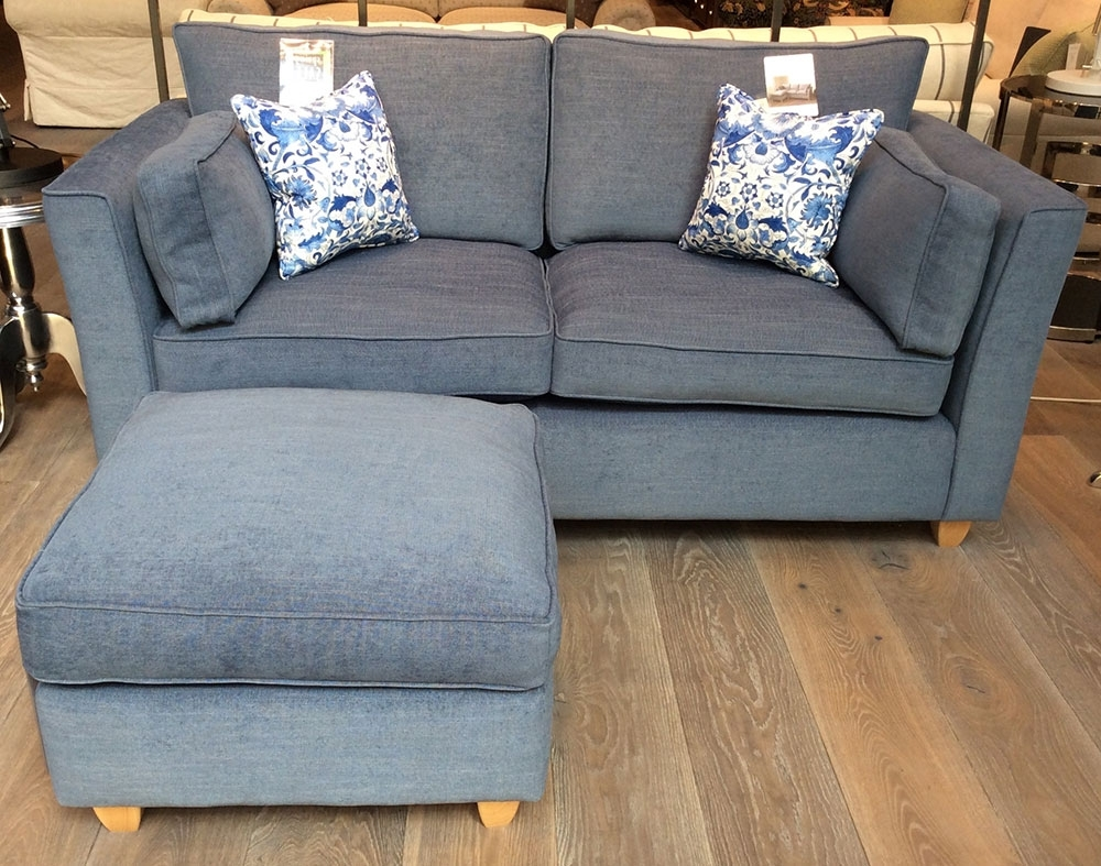 Stratford Sofas Intended For Fashionable Harry Large Sofa & Footstool In Urban Denim Http://www (View 15 of 20)