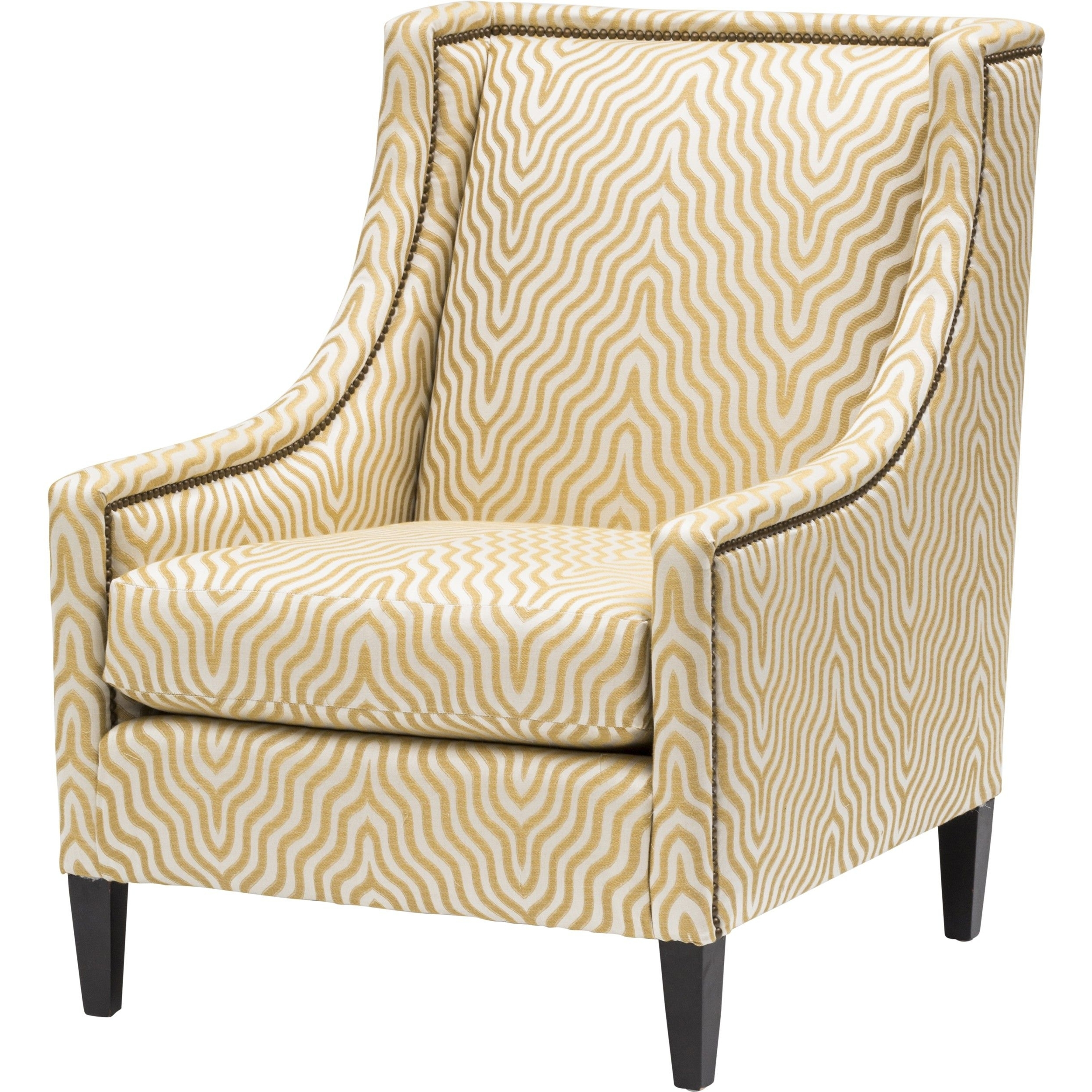 Striped Sofas And Chairs For Recent Armless, Striped Chairs (View 15 of 20)