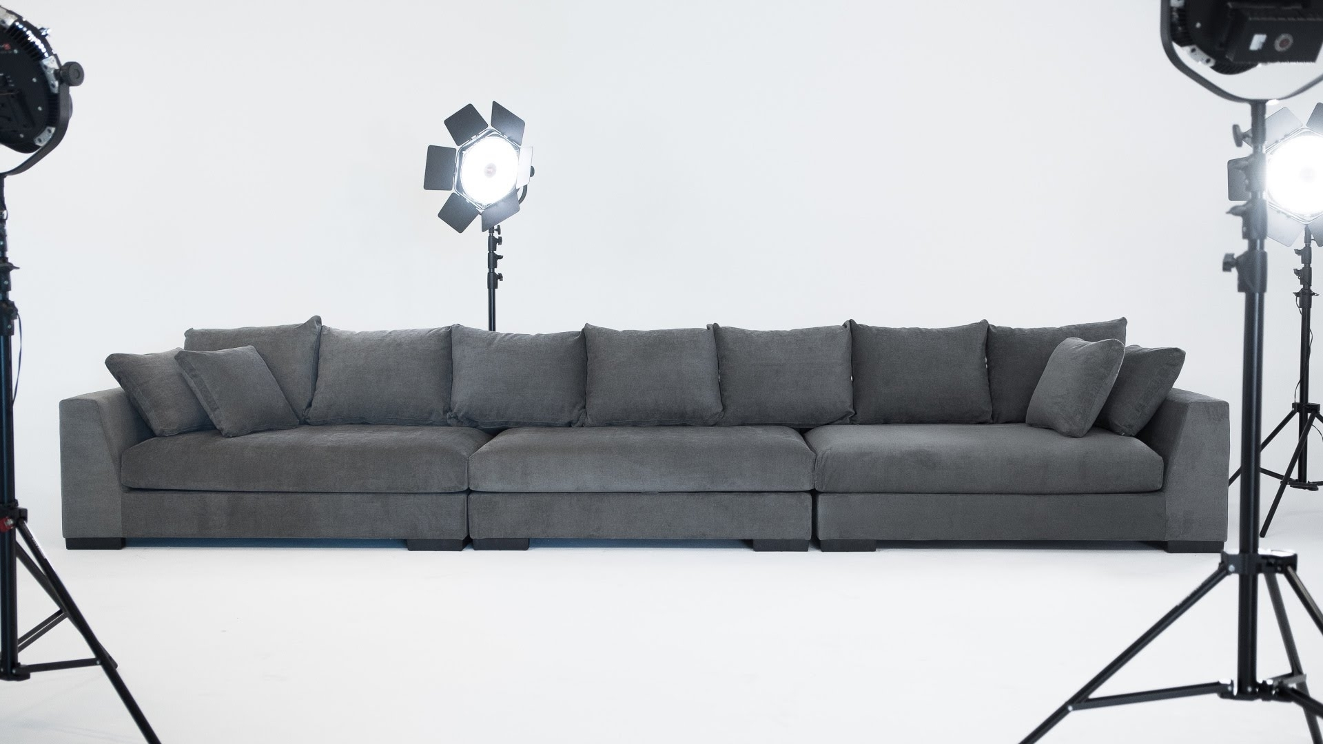 Structube Sectional Sofas Within Well Known The Cooper Sectional Sofa – Structube – Youtube (View 3 of 20)