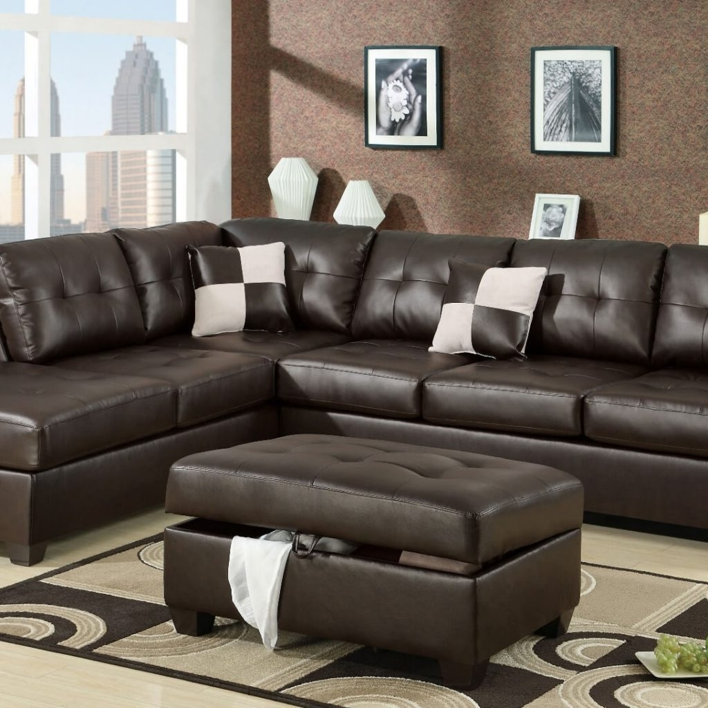 Stylish Sectional Sofas St Louis Buildsimplehome Throughout Widely Used View
