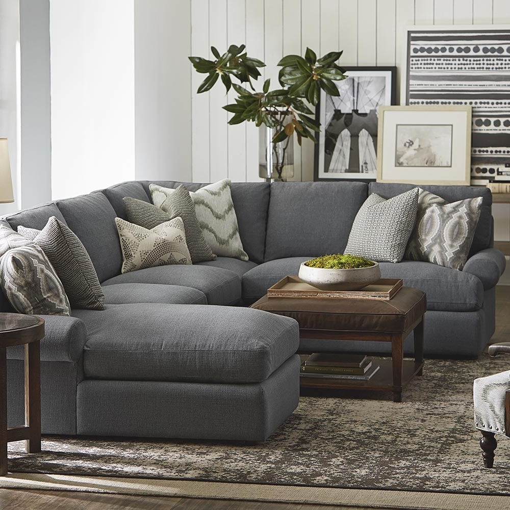 Sutton U Shaped Sectional (View 4 of 20)