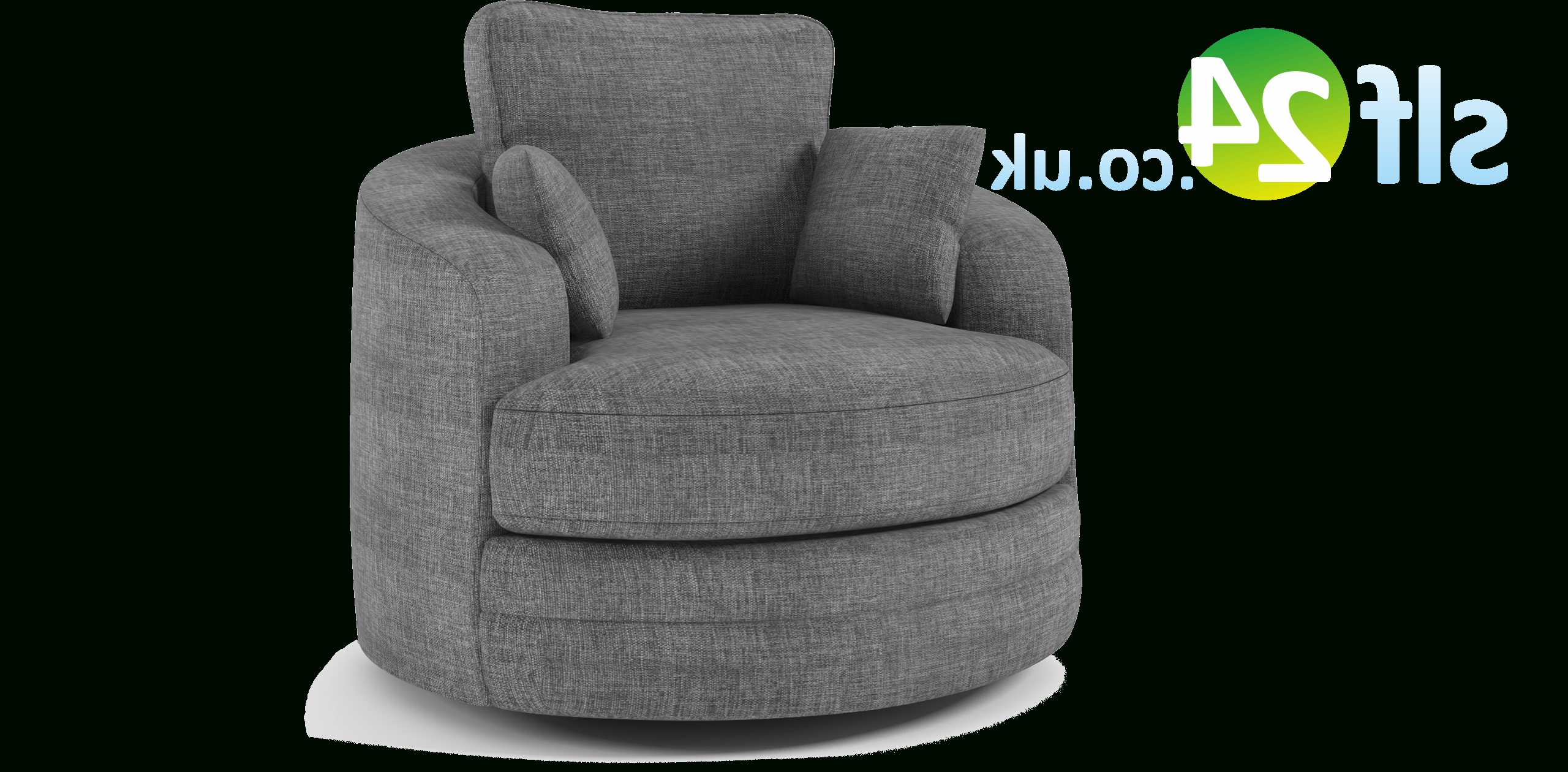 Swivel Sofa Chairs Throughout Well Known Love Swivel Cuddle Chair Sofa (View 16 of 20)