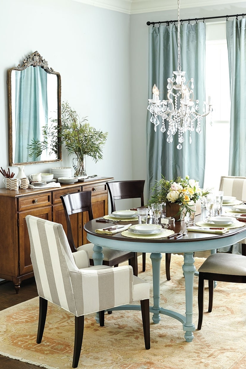 Table Chandeliers Within Most Up To Date How To Select The Right Size Dining Room Chandelier – How To Decorate (View 4 of 20)
