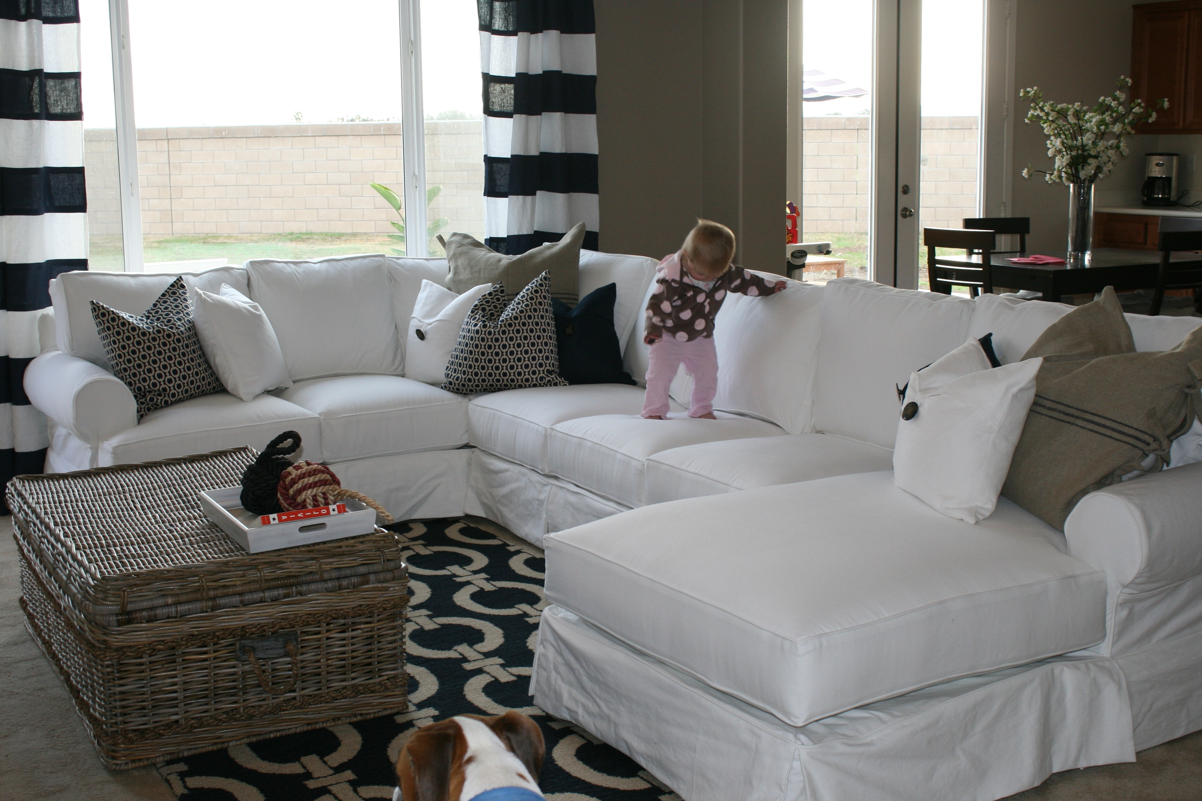 Target Sectional Sofas With Regard To Well Known Target Sectional Sofa – Cleanupflorida (View 16 of 20)