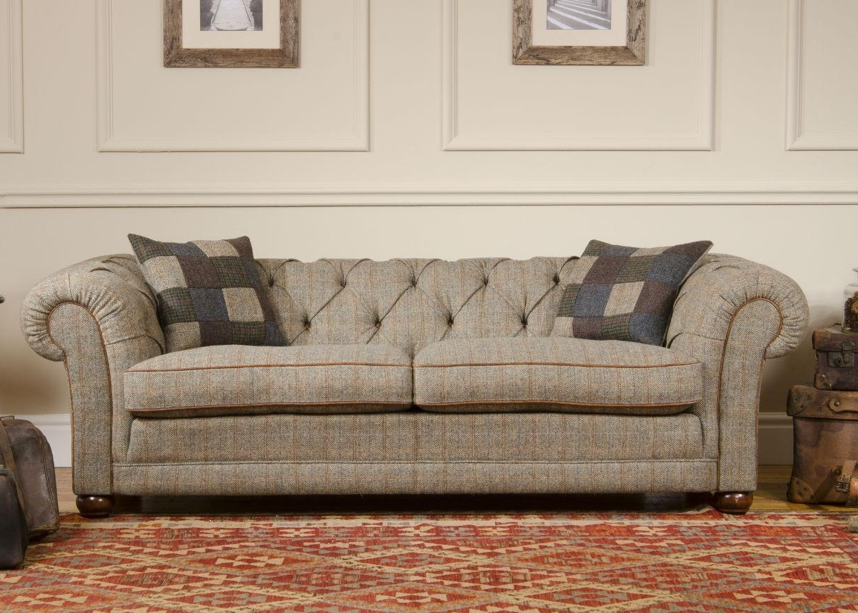 Best 20 Of Tweed Fabric Sofas