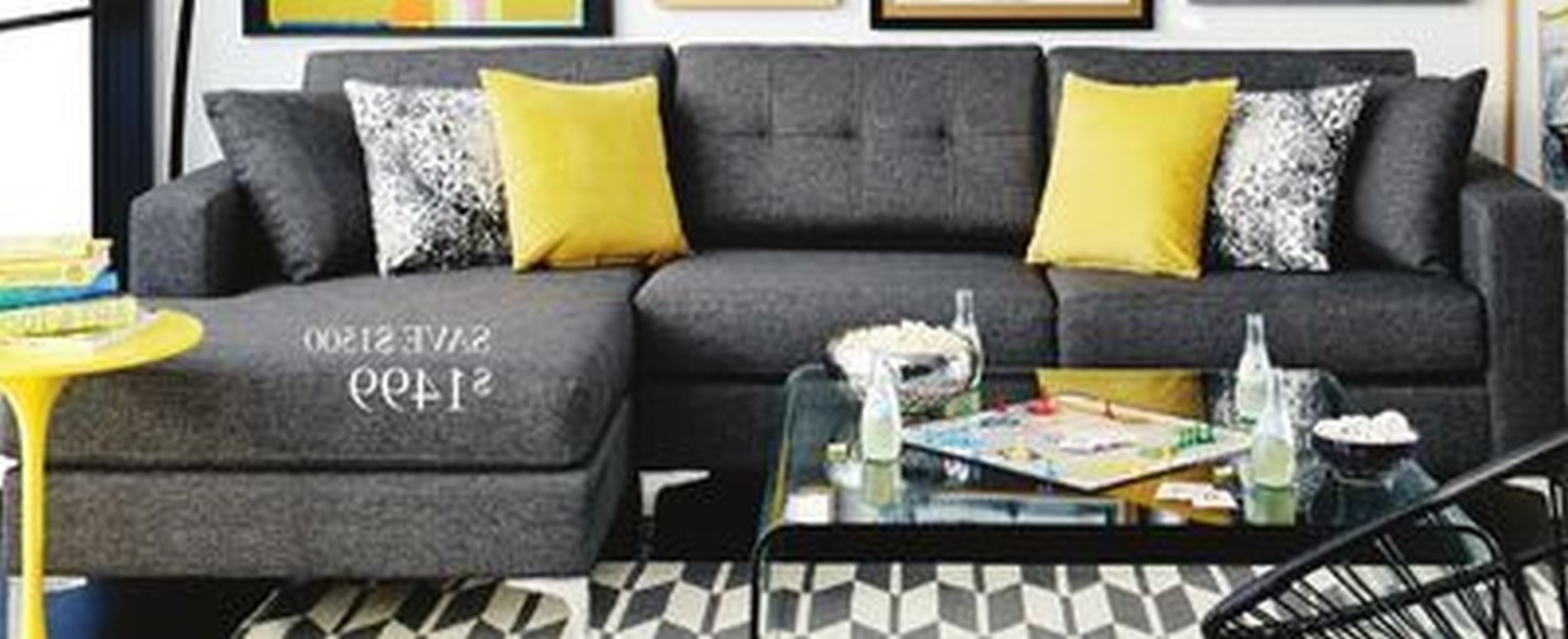 The Bay Sectional Sofas With Well Known Sectional Sofa (View 19 of 20)