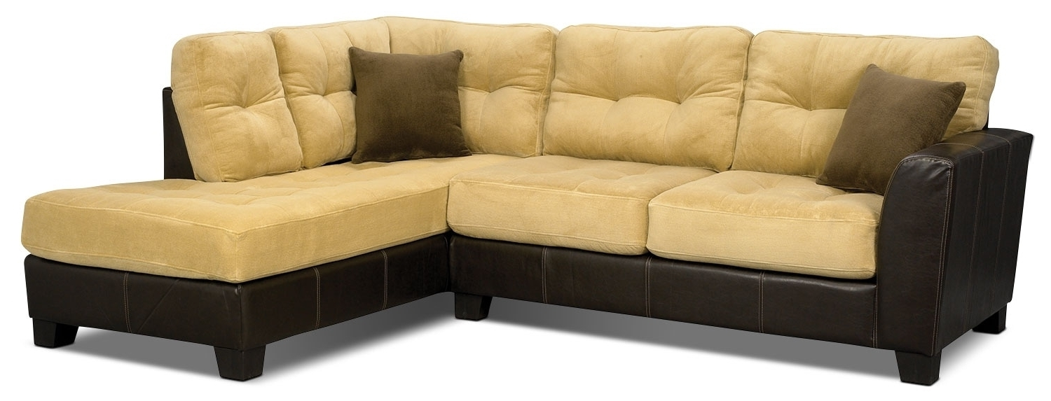 The Brick Sofas Sectional (View 5 of 20)