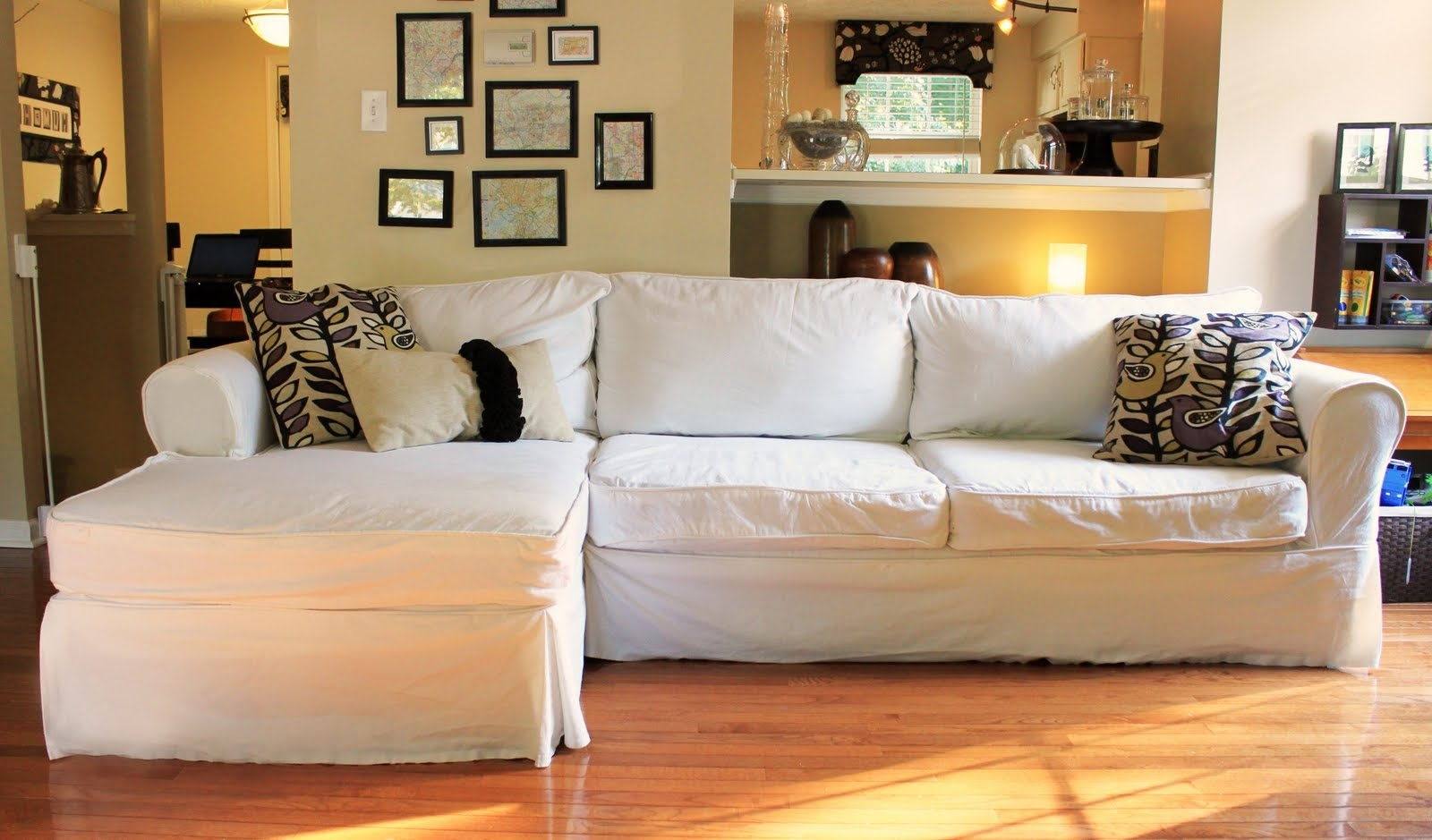 The Creative Imperative: Nasty Sofa? Slipcover It! Regarding Newest Sectional Sofas With Covers (View 18 of 20)