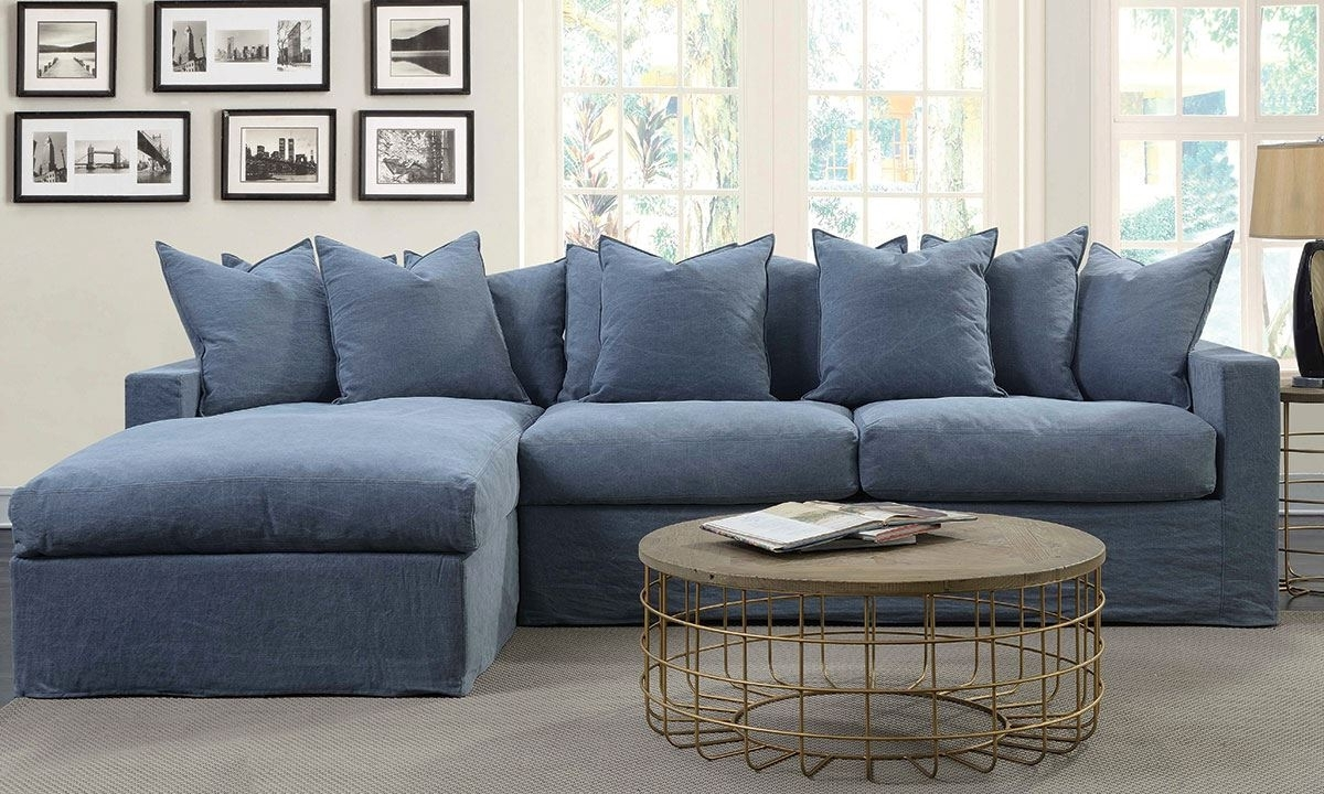 The Dump Sectional Sofas Inside Preferred Aria Palmero Sectional Sofa With Chaise (View 9 of 20)
