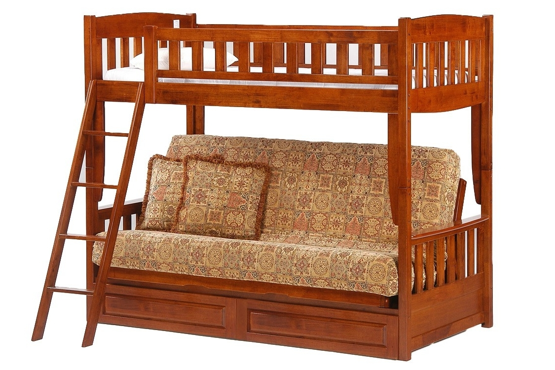 The Futon Shop Pertaining To 2019 Sofa Bunk Beds (View 18 of 20)