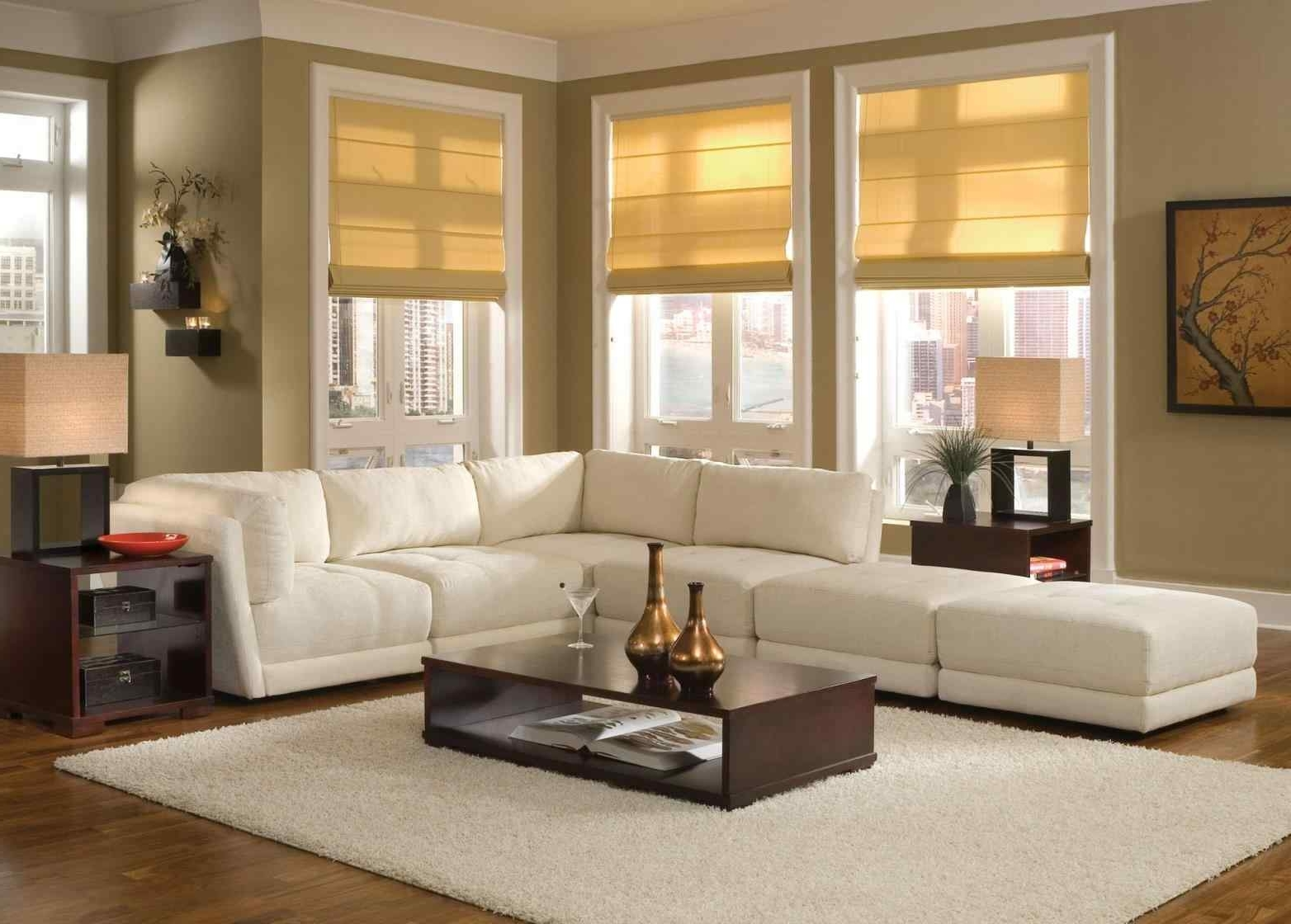 The Images Collection Of Designing Incredible Living Room With Well Known Sectional Sofas Decorating (View 6 of 20)