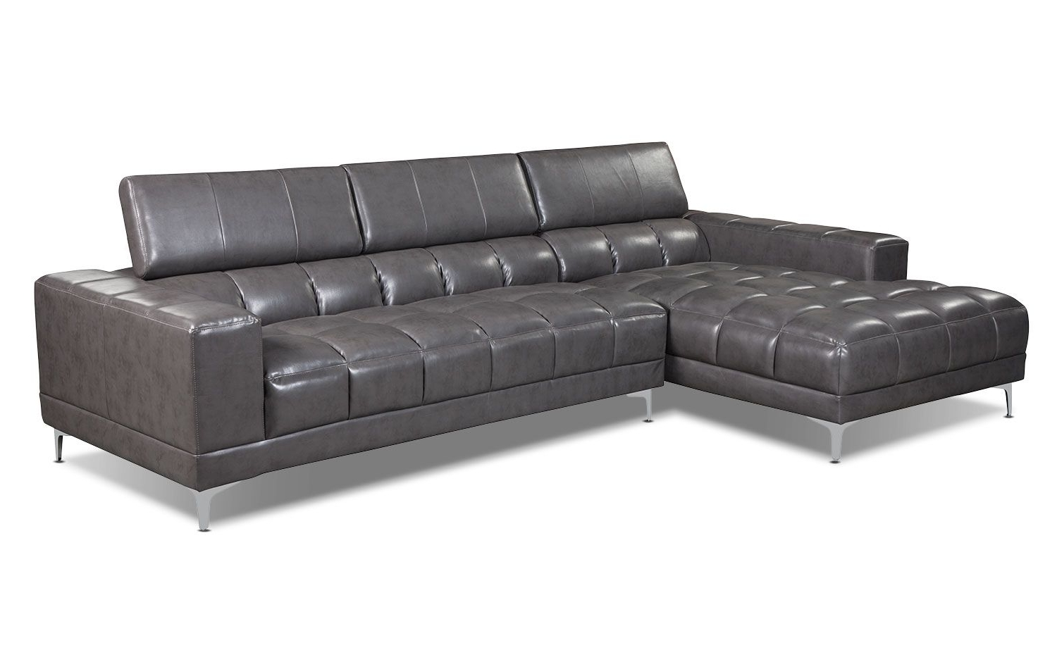 The With Sectional Sofas At Brick (View 13 of 20)