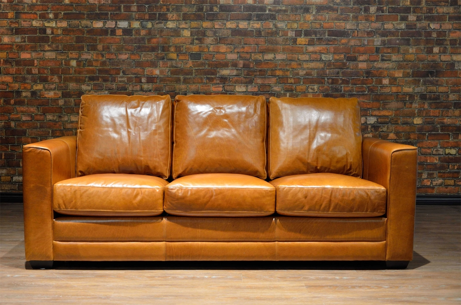 Toronto's Premier Custom Leather Sofas. Made In Canada (View 19 of 20)