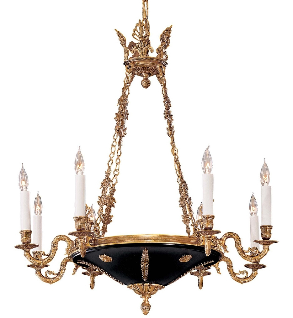 Traditional And Classic Chandeliers (View 17 of 20)
