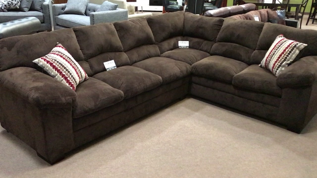 Trend Plush Sectional Sofas 12 For Your Living Room Sofa Intended For Most Recently Released Plush Sectional Sofas (View 17 of 20)