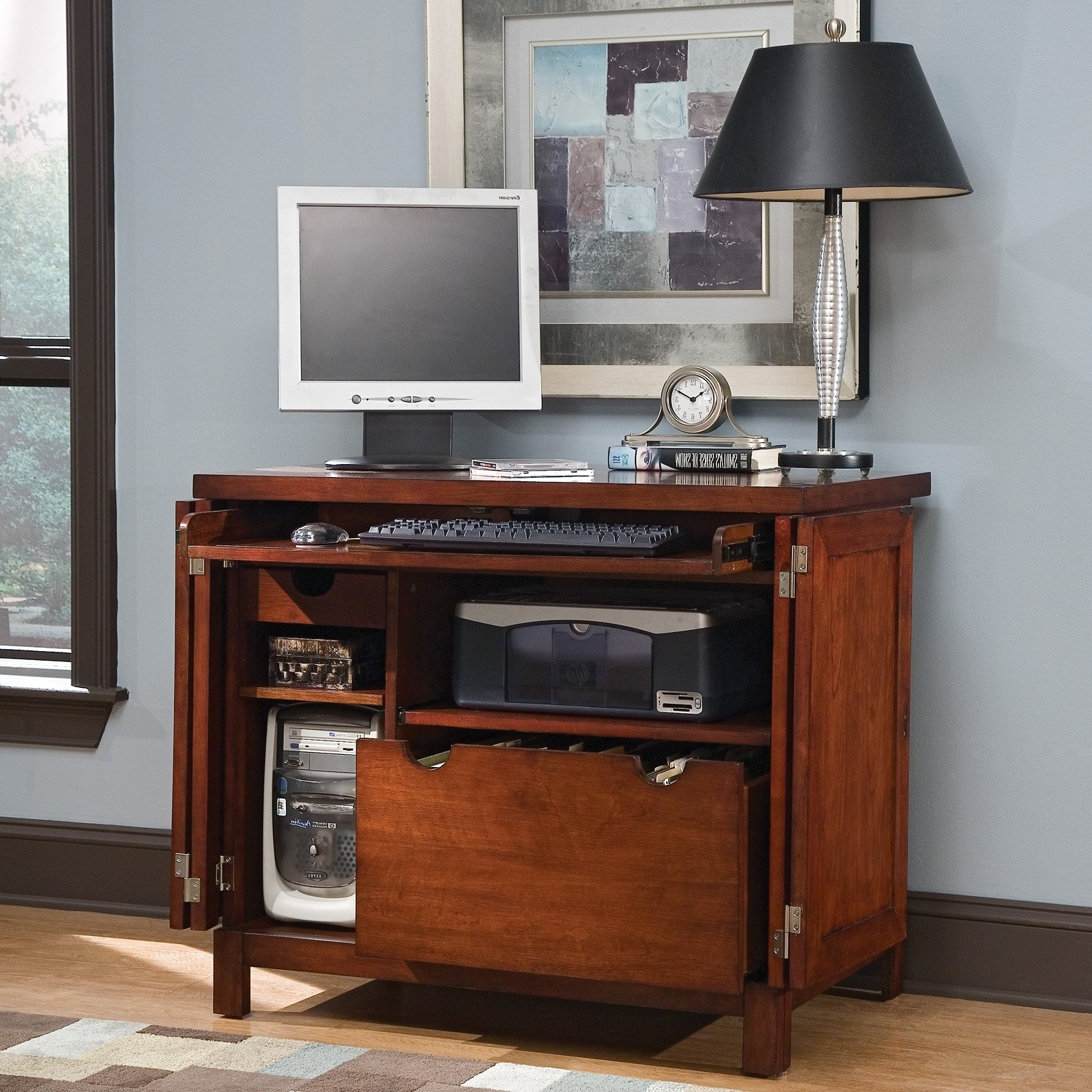 Trendy 74 Most Beautiful Best Computer Desk Small Home Office Desks Throughout Compact Computer Desks (View 14 of 20)