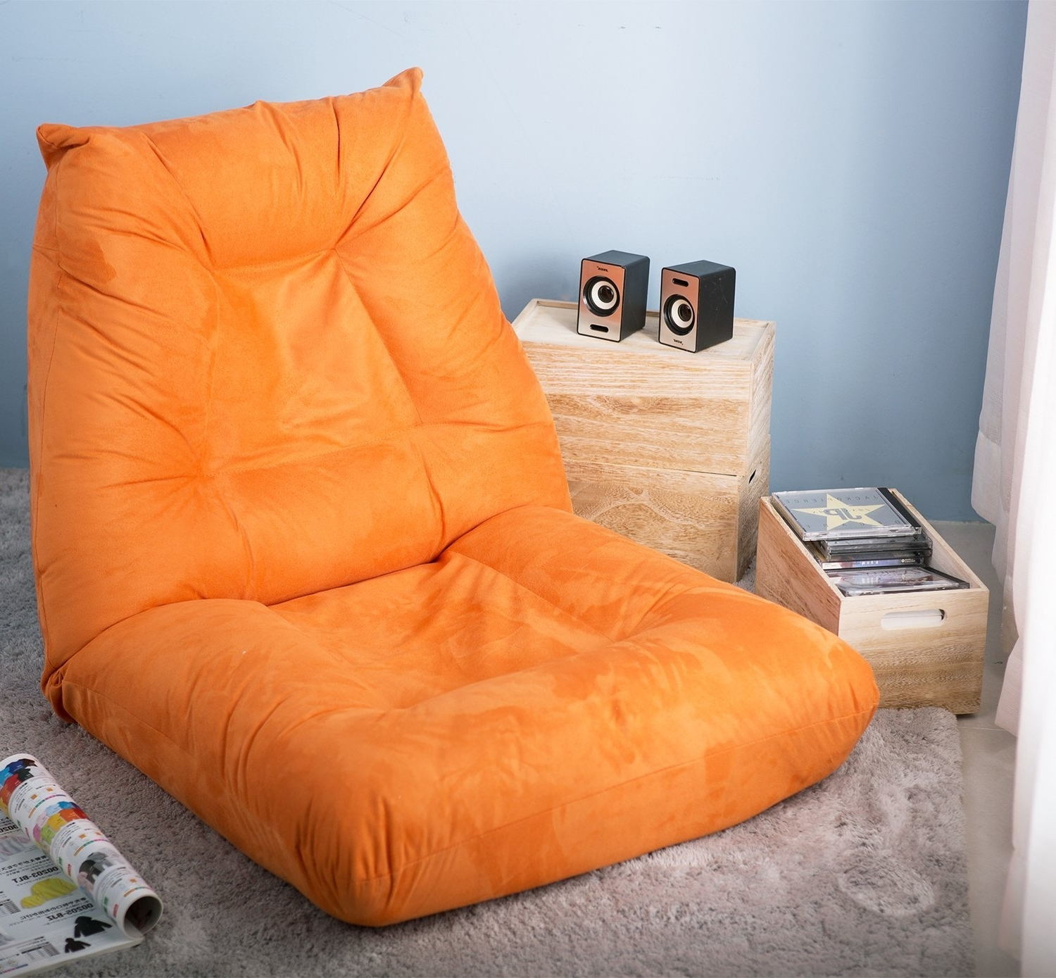 Trendy Beautiful Foldable Sofa Chair (38 Photos) (View 11 of 20)