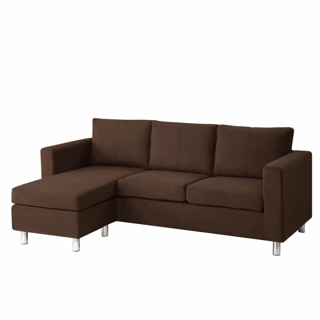 Trendy Best Hd Chocolate Small Sectional Sofa Photos – Interior Design In Small Sectional Sofas (View 12 of 20)