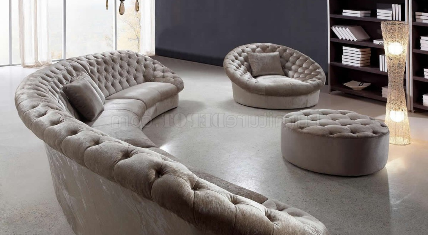 Trendy Chairs : Big Round Chair Wonderful Round Sofa Chair Full Size Of Intended For Big Round Sofa Chairs (View 9 of 20)