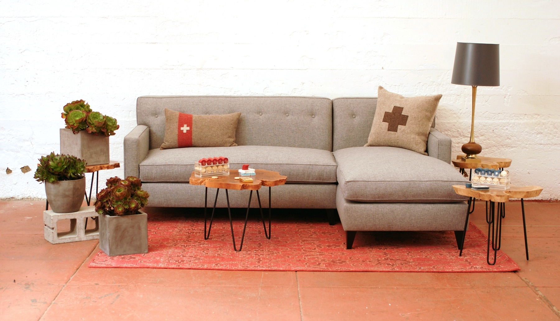 Trendy Custom Made Sectional Sofas In Custom Sofas From Harrington Galleries (View 5 of 20)