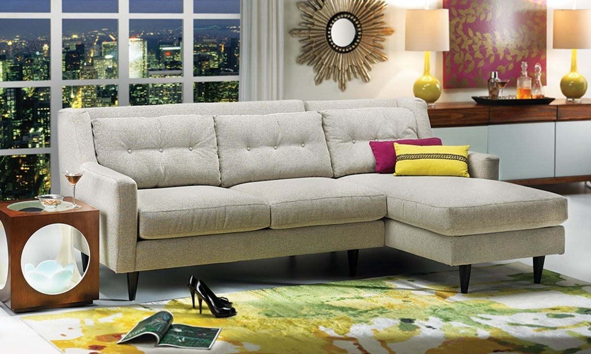 Trendy Del Rey Chaise Sectional Sofa (View 3 of 20)