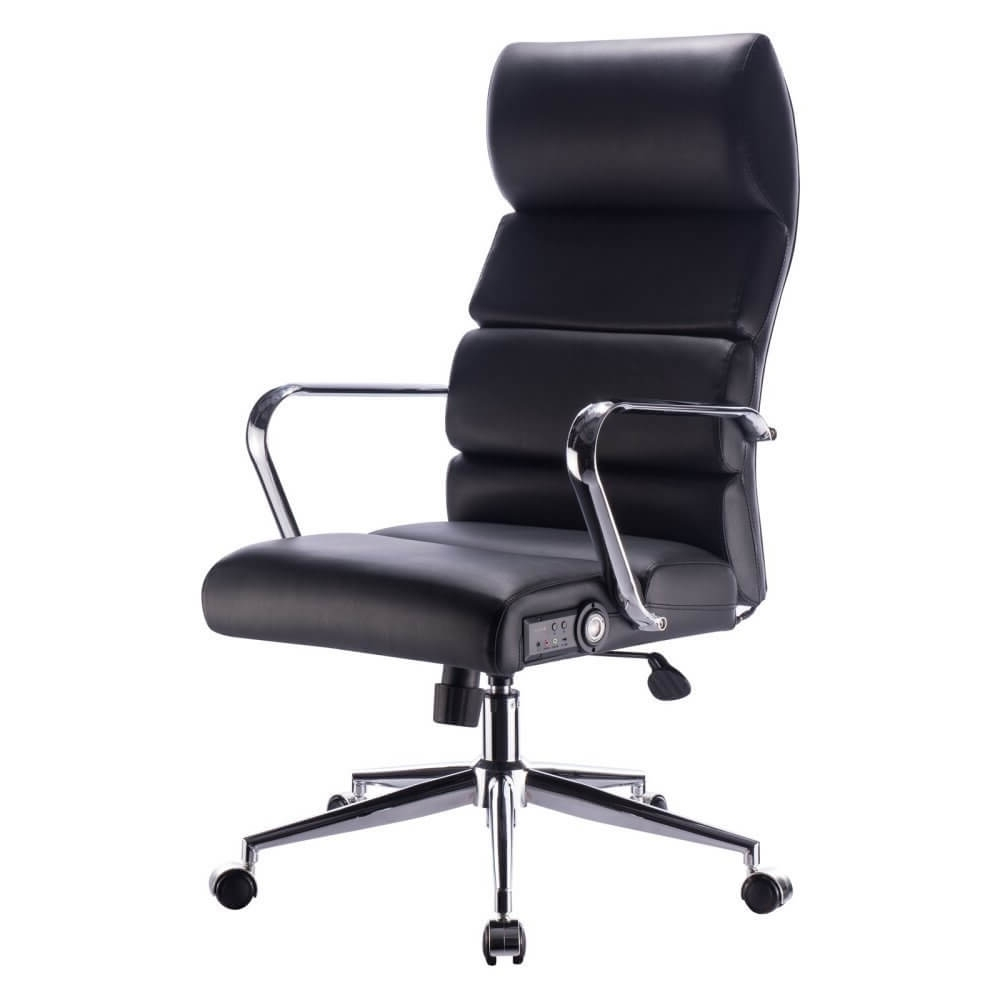 Trendy Executive Office Chairs Without Arms Within X Rocker® Deluxe (View 12 of 20)