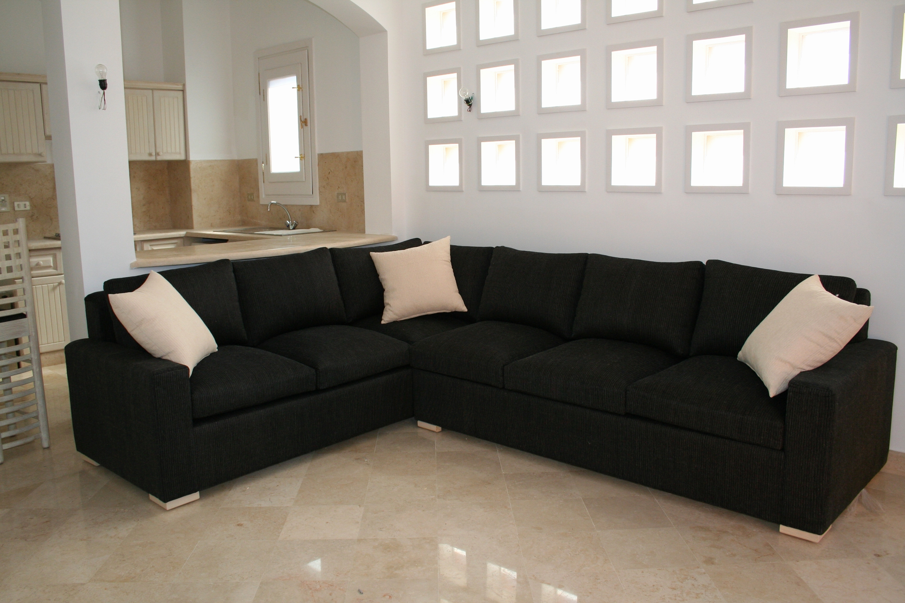 Trendy L Shaped Sectional Sofas With Regard To Furniture : L Shape Sectional Covers Elegant Sectional Sofa Covers (View 13 of 20)