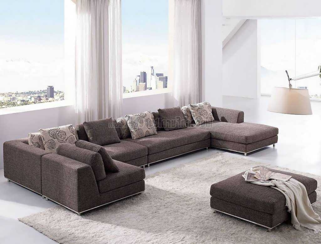 Trendy Large Comfortable Sectional Sofas Throughout Sectional Sofa : Big Comfy Sectionals Best Chaise Sectional Most (View 18 of 20)