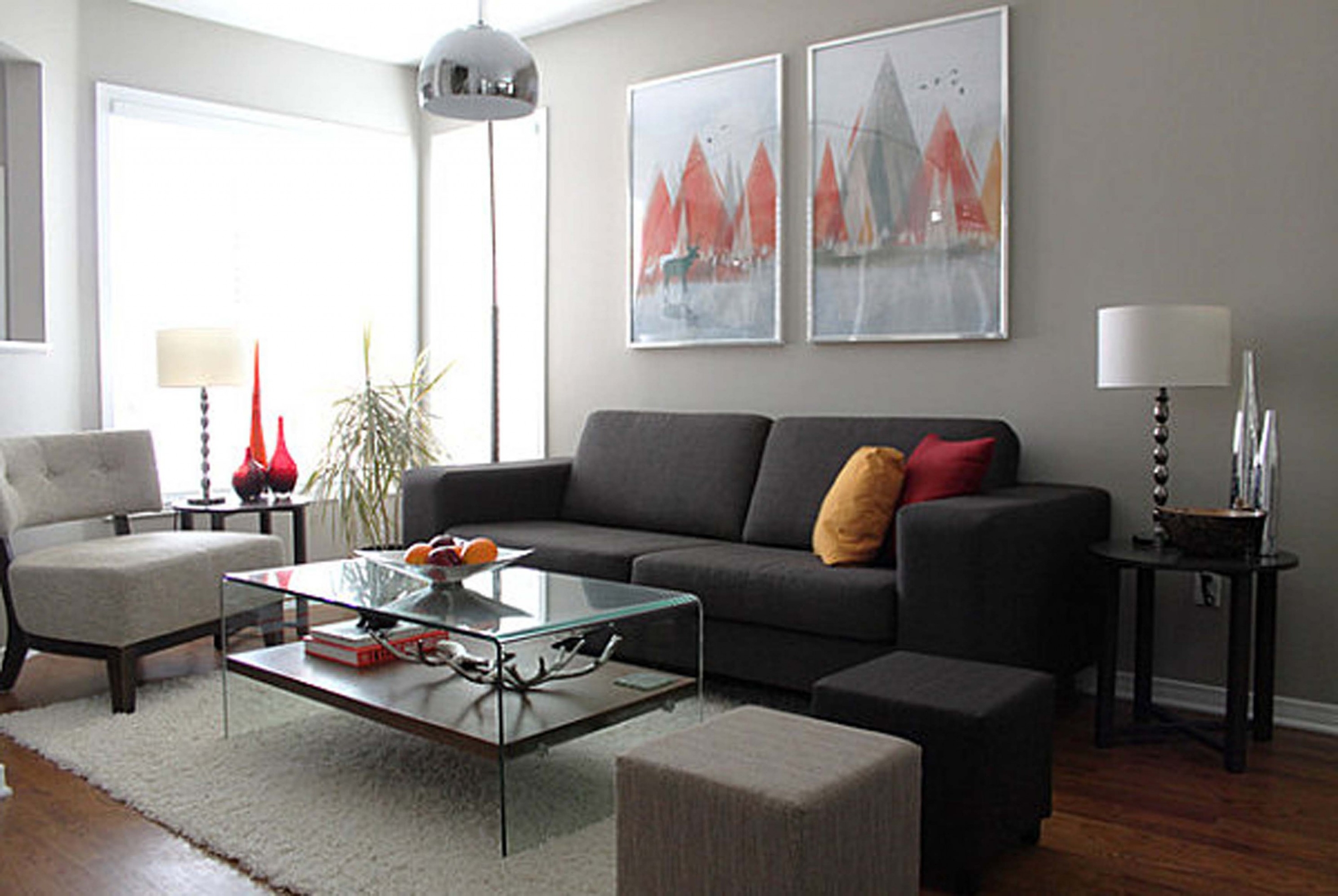 Trendy Living Room: Beautiful Grey Sofa Living Room Ideas Charcoal Grey Regarding Charcoal Grey Sofas (View 20 of 20)