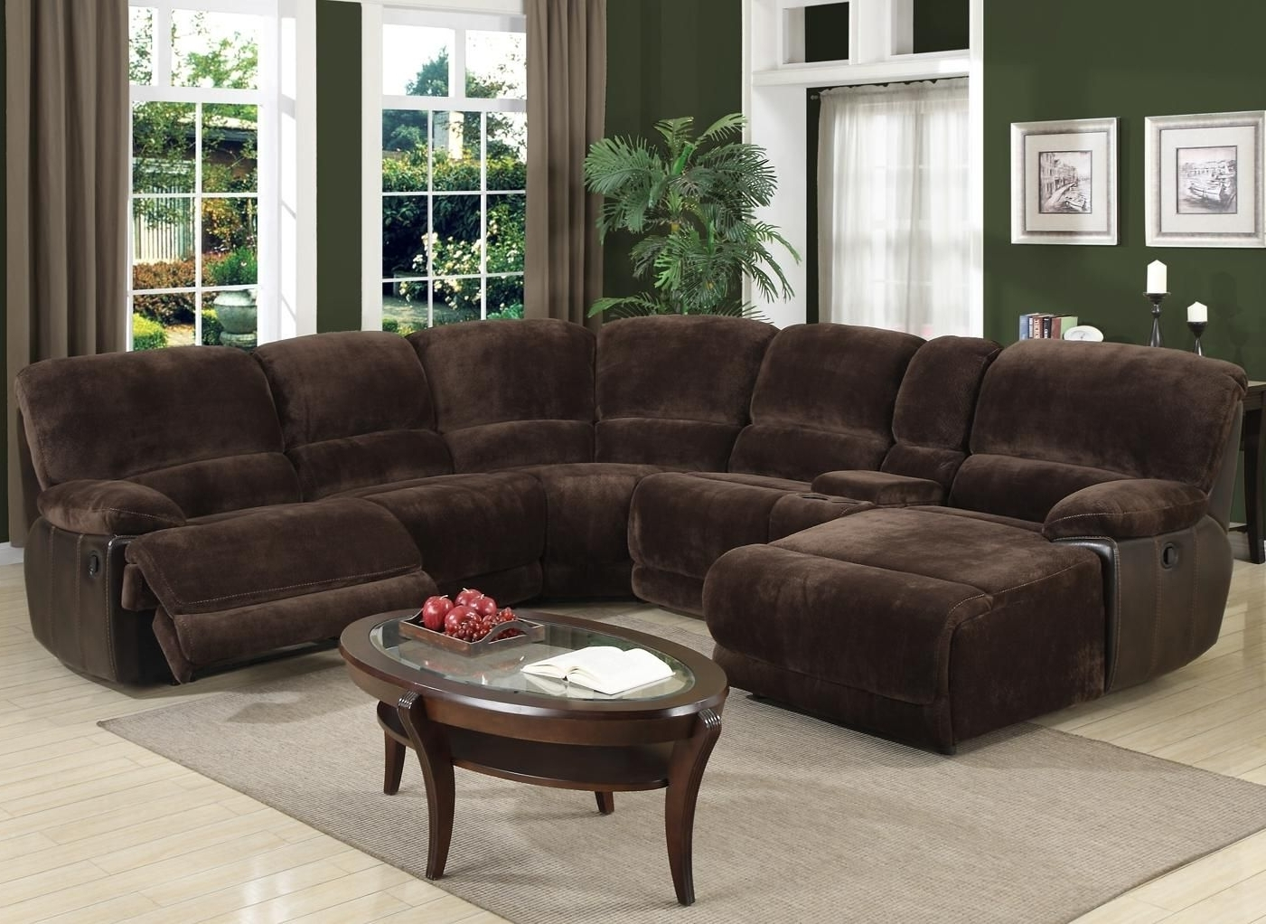 Trendy Motion Masters 3460 Casual Raf Chaise Reclining Sectional – Reeds Within Sams Club Sectional Sofas (View 19 of 20)
