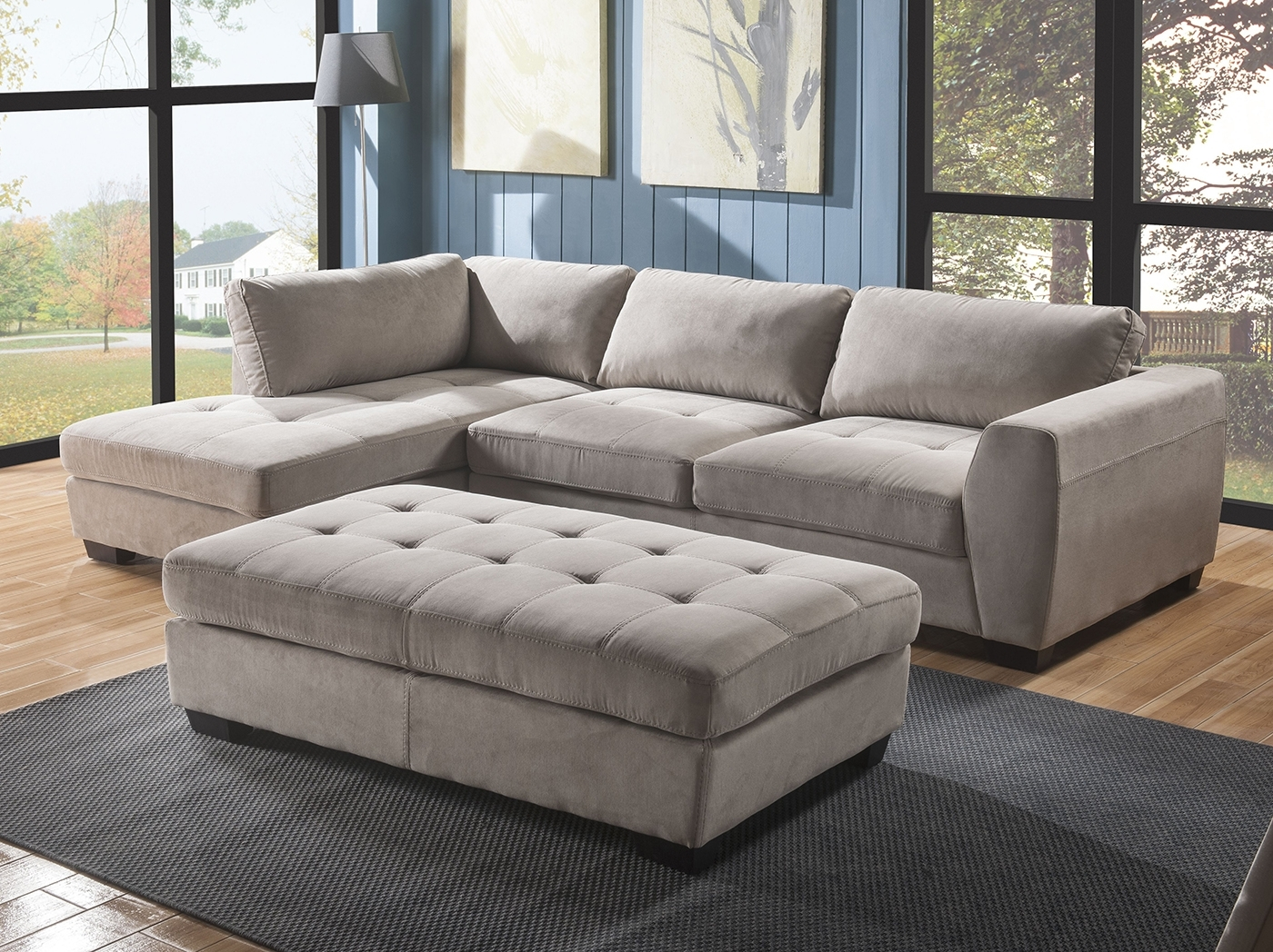 Trendy Nh Sectional Sofas Inside Sofas : Marvelous Living Room Sectionals Leather Reclining (View 19 of 20)