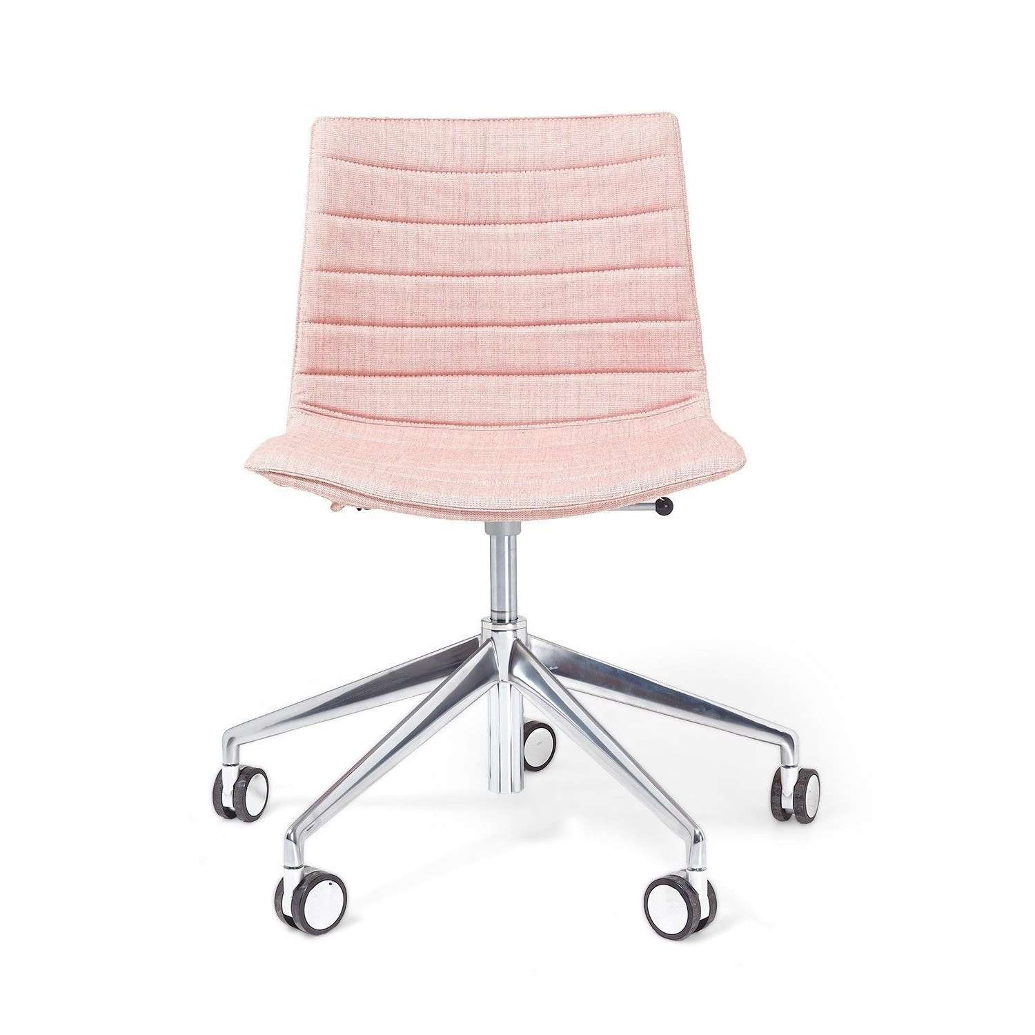 Trendy Office Chairs For Your Nyc Home Or Apartment At Abc Home Regarding Pink Executive Office Chairs (View 16 of 20)