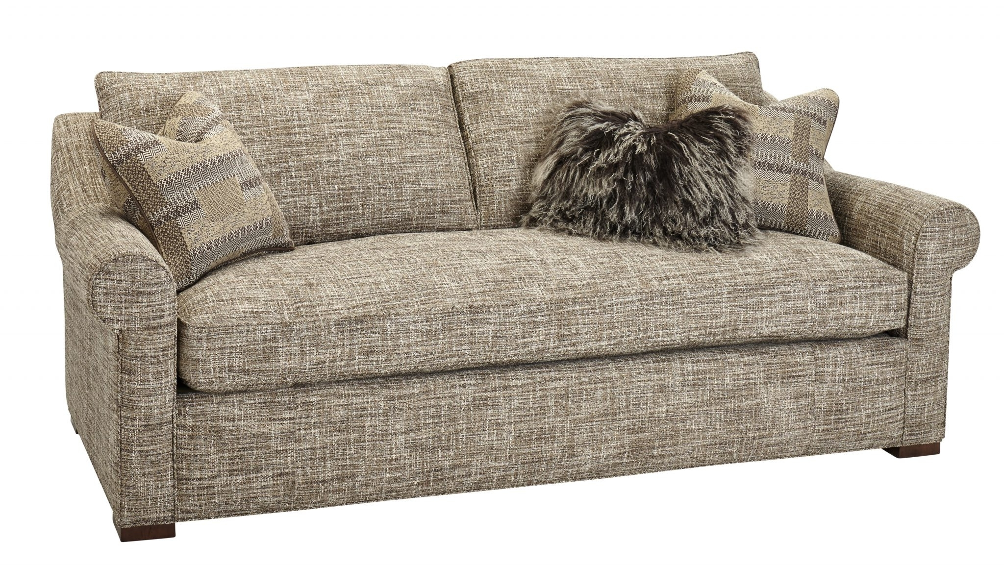 Trendy One Cushion Sofas – Massoud Furniture With Regard To One Cushion Sofas (View 5 of 20)