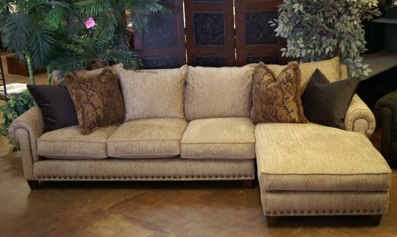 Trendy Robert Michael Rocky Mountain Sofa & Sectionals Direct Outlet Within Gold Sectional Sofas (View 20 of 20)