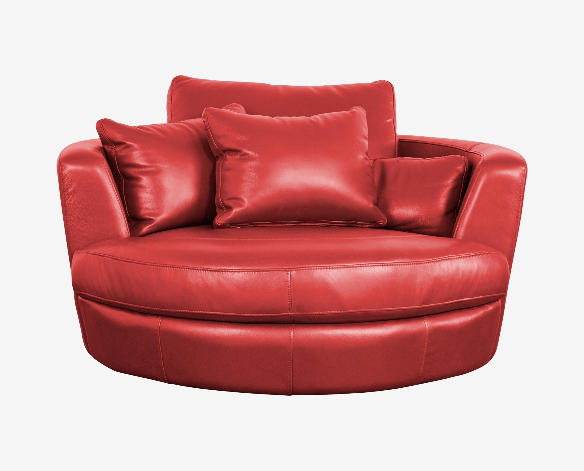 Trendy Round Swivel Sofa Chairs Throughout Round Sofa Chair (View 17 of 20)