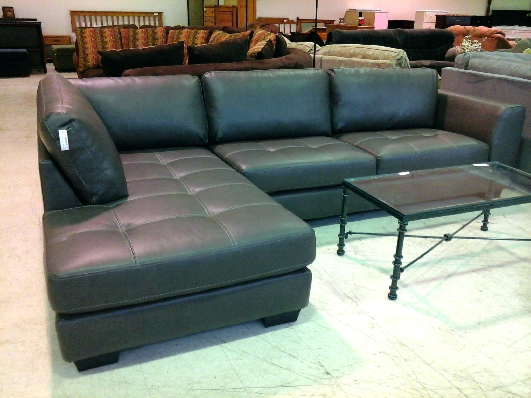 Trendy Sears Sectional Sofa Natuzzi Clearwater Grey – Jasonatavastrealty Pertaining To Craftsman Sectional Sofas (View 15 of 20)