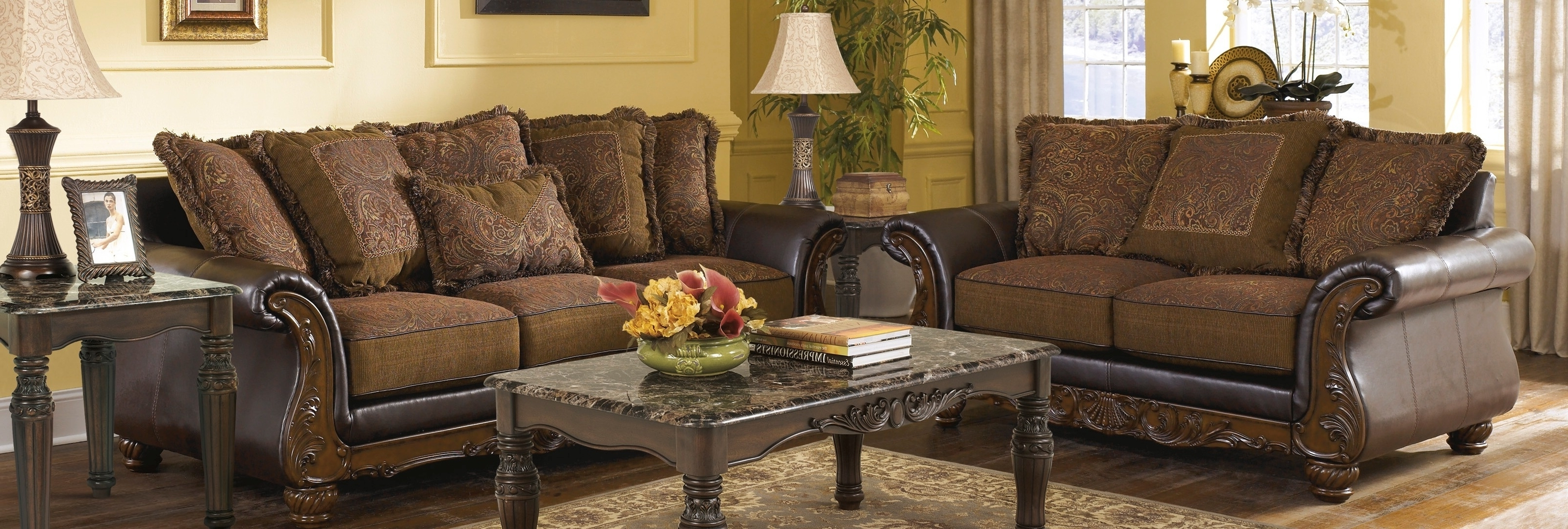 Trendy Sectional Sofas At Aarons With Regard To Amazing Idea Aarons Living Room Furniture Ideas Brown Adorable (View 18 of 20)