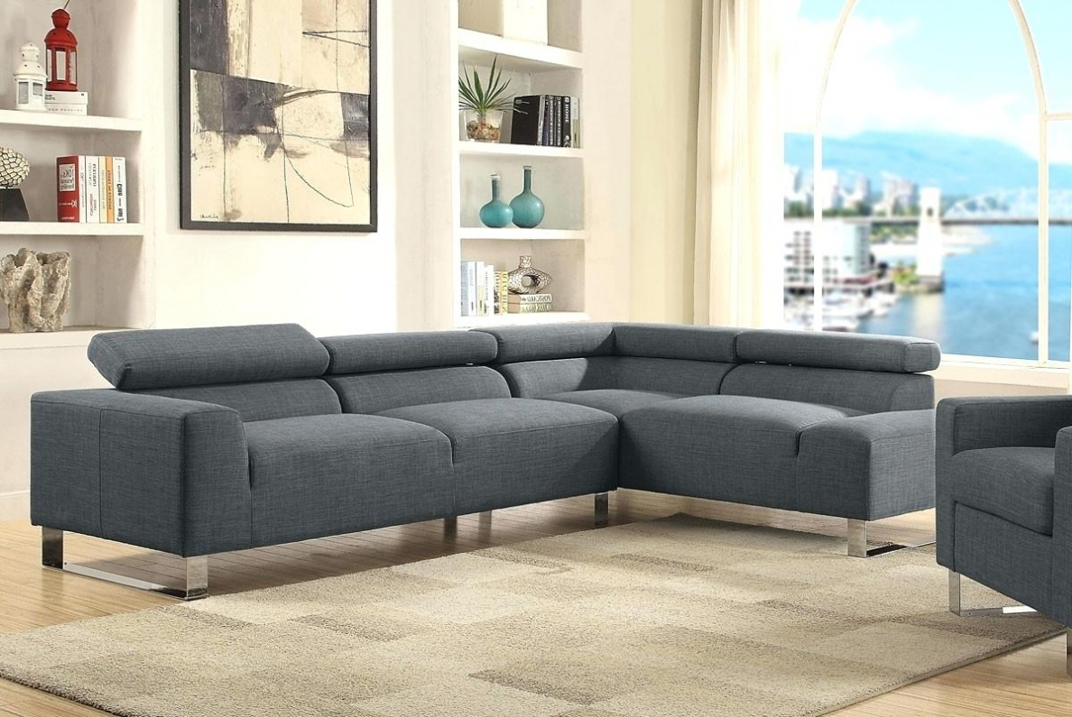 Trendy Sectional Sofas Under 1000 Intended For Home Design: Groovy Modern Sectional Sofas With Chaise Under  (View 14 of 20)