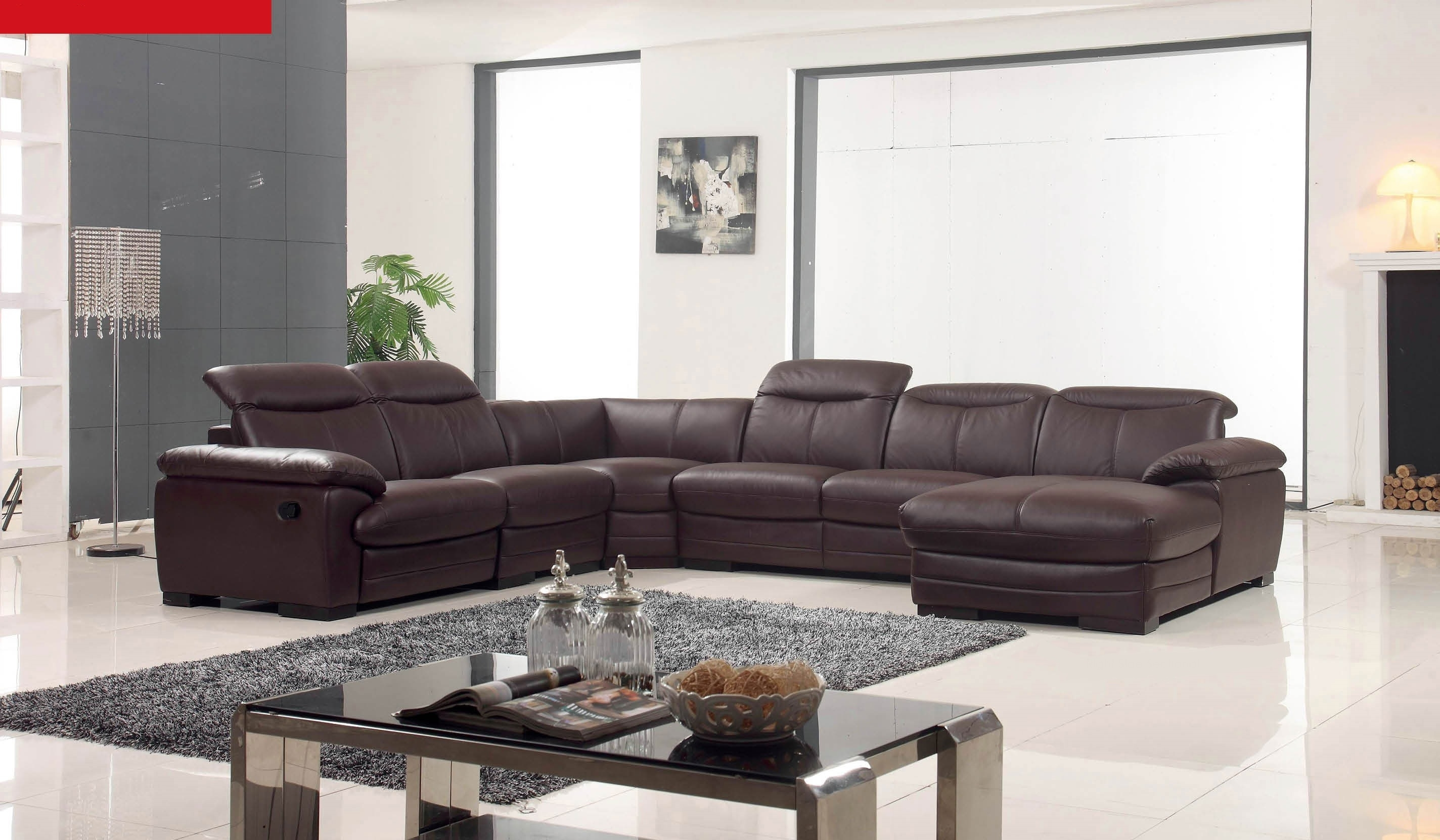 Trendy Sectional Sofas: Vermont Sectional Sofa Jp 2146 Sectional/4 – Ba Inside Vt Sectional Sofas (View 12 of 21)