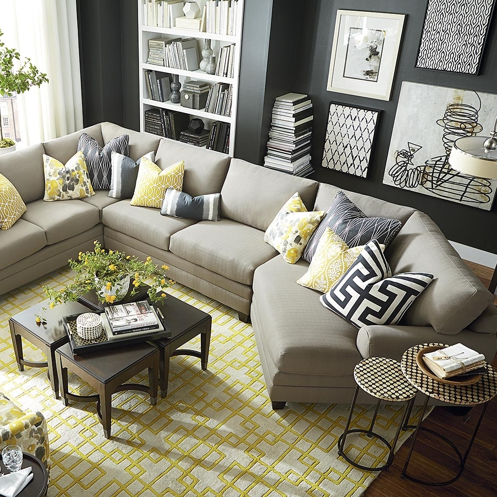 Trendy Sectional Sofas With Cuddler For New Cuddler Sectional Sofa 92 Modern Sofa Ideas With Cuddler (View 10 of 20)