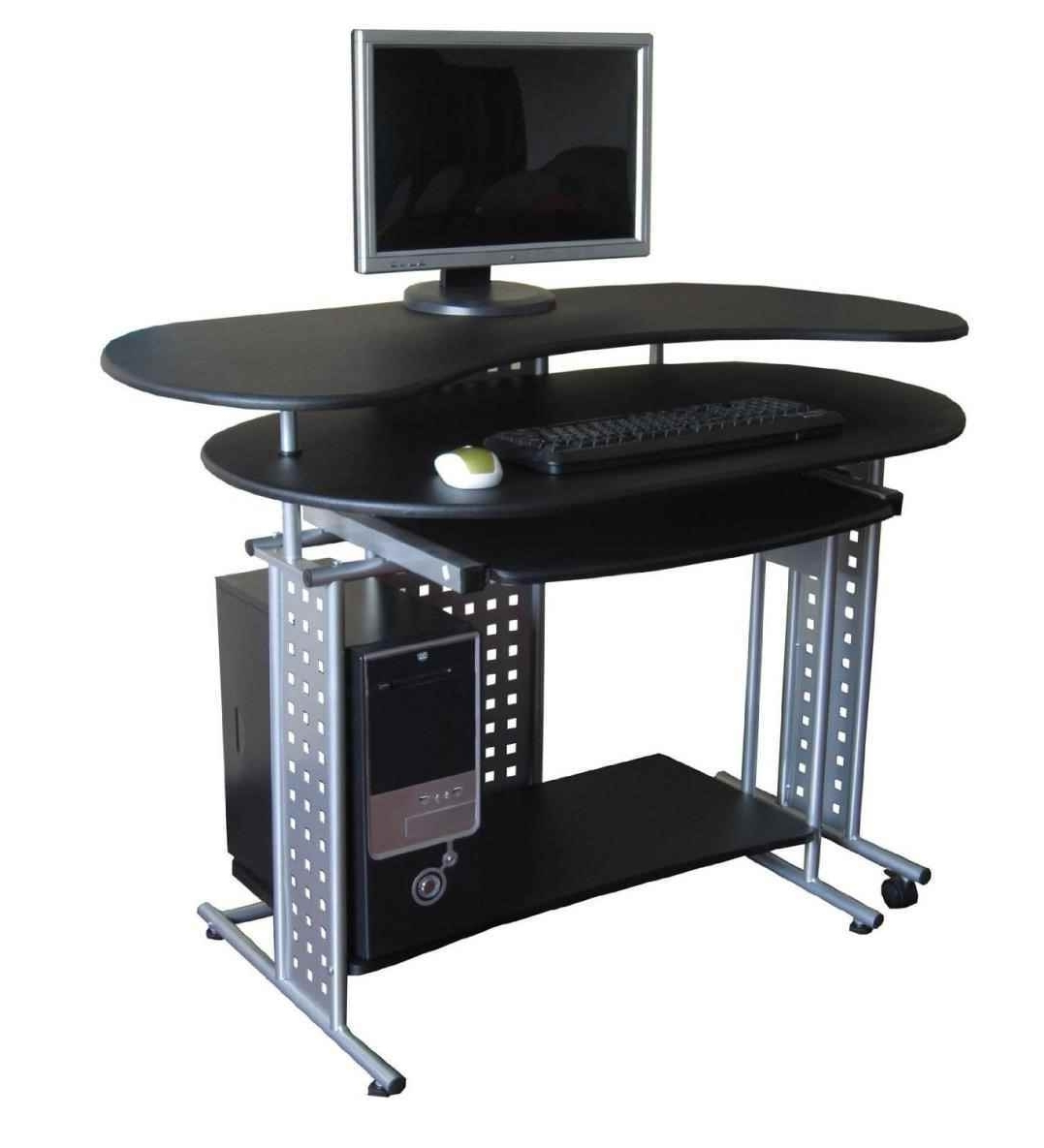 Trendy Shocking Office Desk Gaming Furniture Supplies Image For Computer Regarding Computer Desks For Gamers (View 20 of 20)