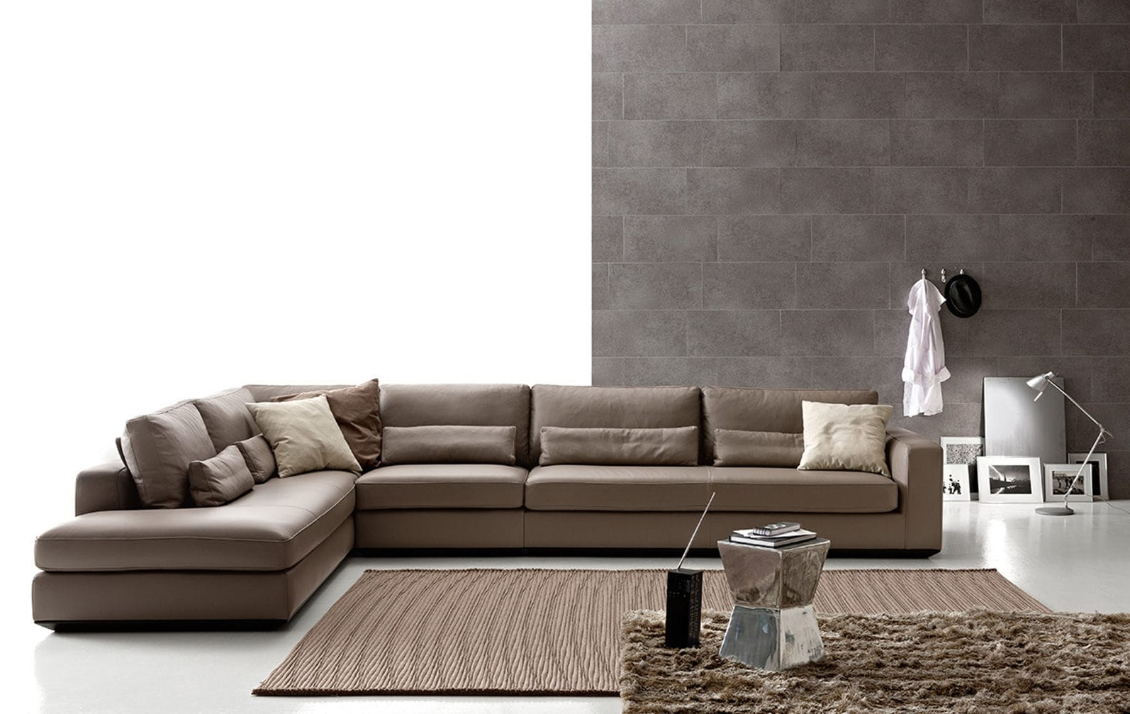 Trendy Sofa : Corner Sofa / Modular / Contemporary / Fabric Contemporary In Modular Corner Sofas (View 20 of 20)