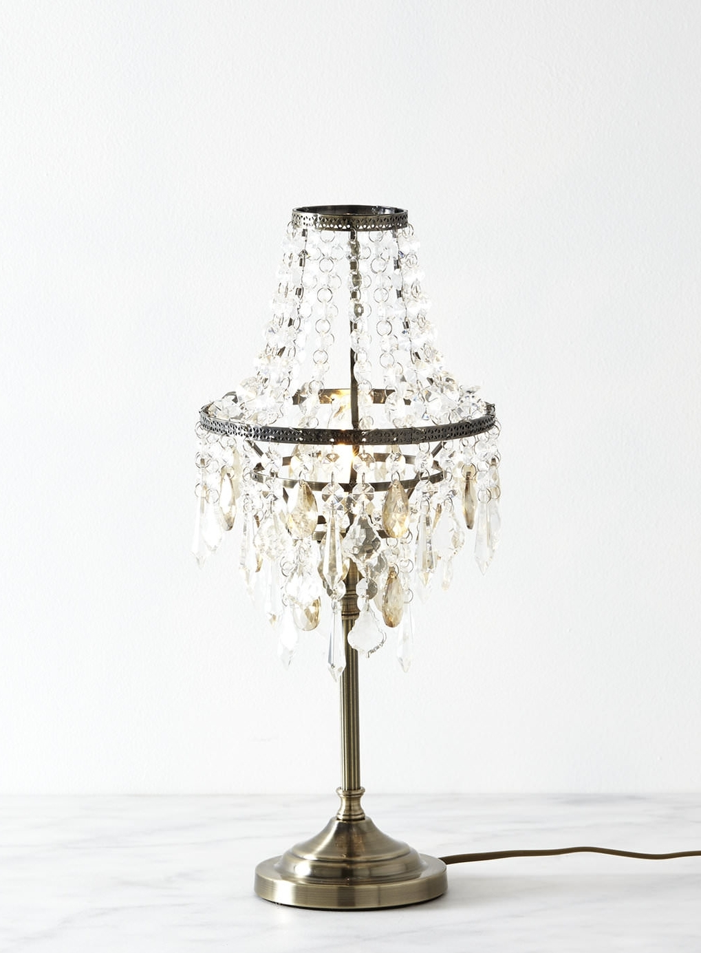 Trendy Table Chandeliers With Table Top Chandeliers : Riothorseroyale Homes – Decorative (View 3 of 20)
