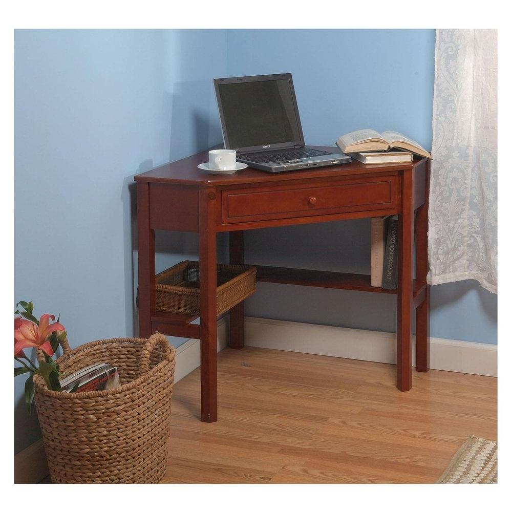 Trendy Vintage Computer Desks Within Vintage Corner Desk For Computer (View 7 of 20)