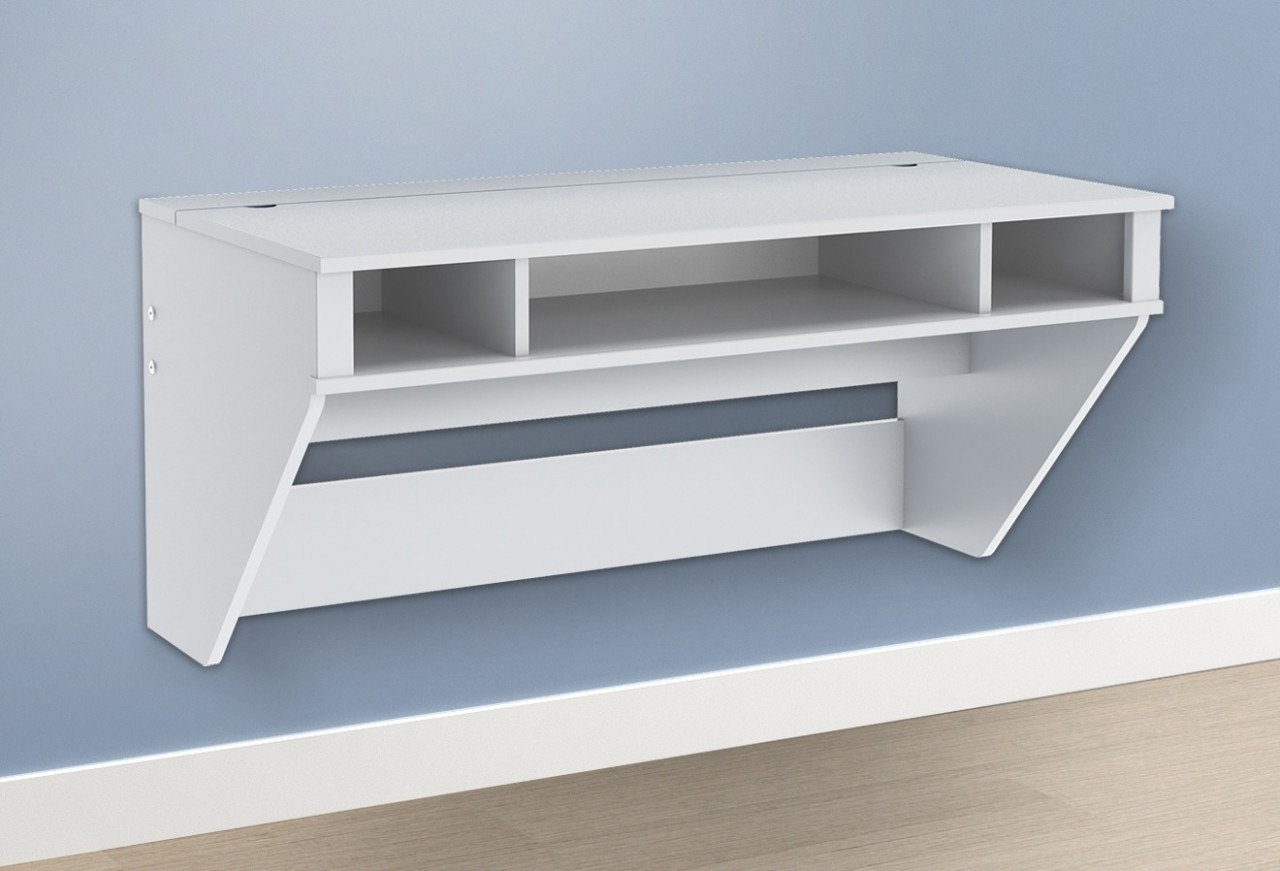 Trendy Wall Mounted Computer Desk (View 15 of 20)