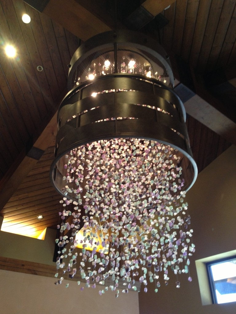 Trendy Weird Chandeliers Regarding Bars And Restaurants Archives (View 20 of 20)
