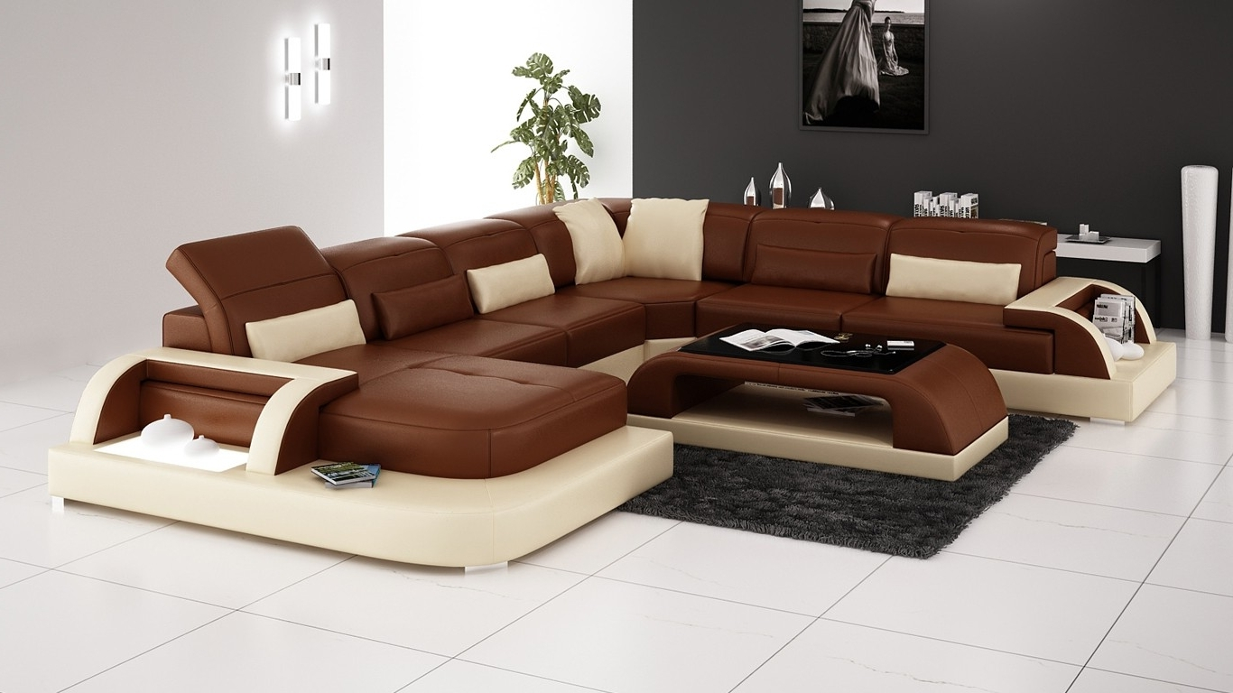 Trinidad And Tobago Sectional Sofas Within 2018 Olympian Sofas Valentino Brown Leather Sofa – Sectional Sofas (View 18 of 20)