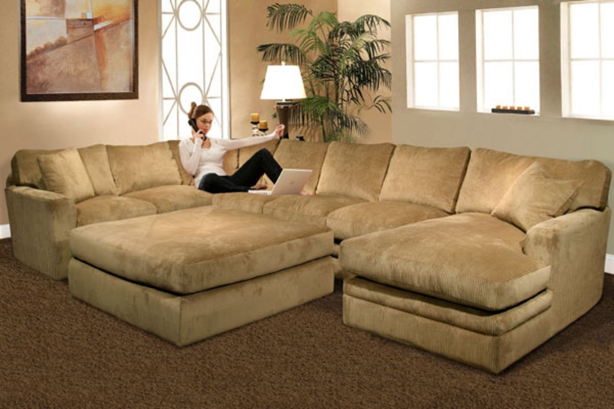 Tropicana 3 Piece Sectional At Gardner White Inside Preferred Gardner White Sectional Sofas (View 8 of 20)