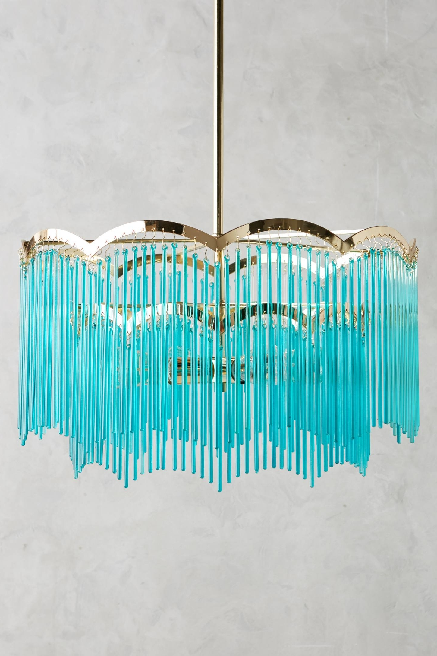 Turquoise And Gold Chandeliers With Famous Home Design : Excellent Turquoise Chandelier Light Gold Drum French (View 9 of 20)