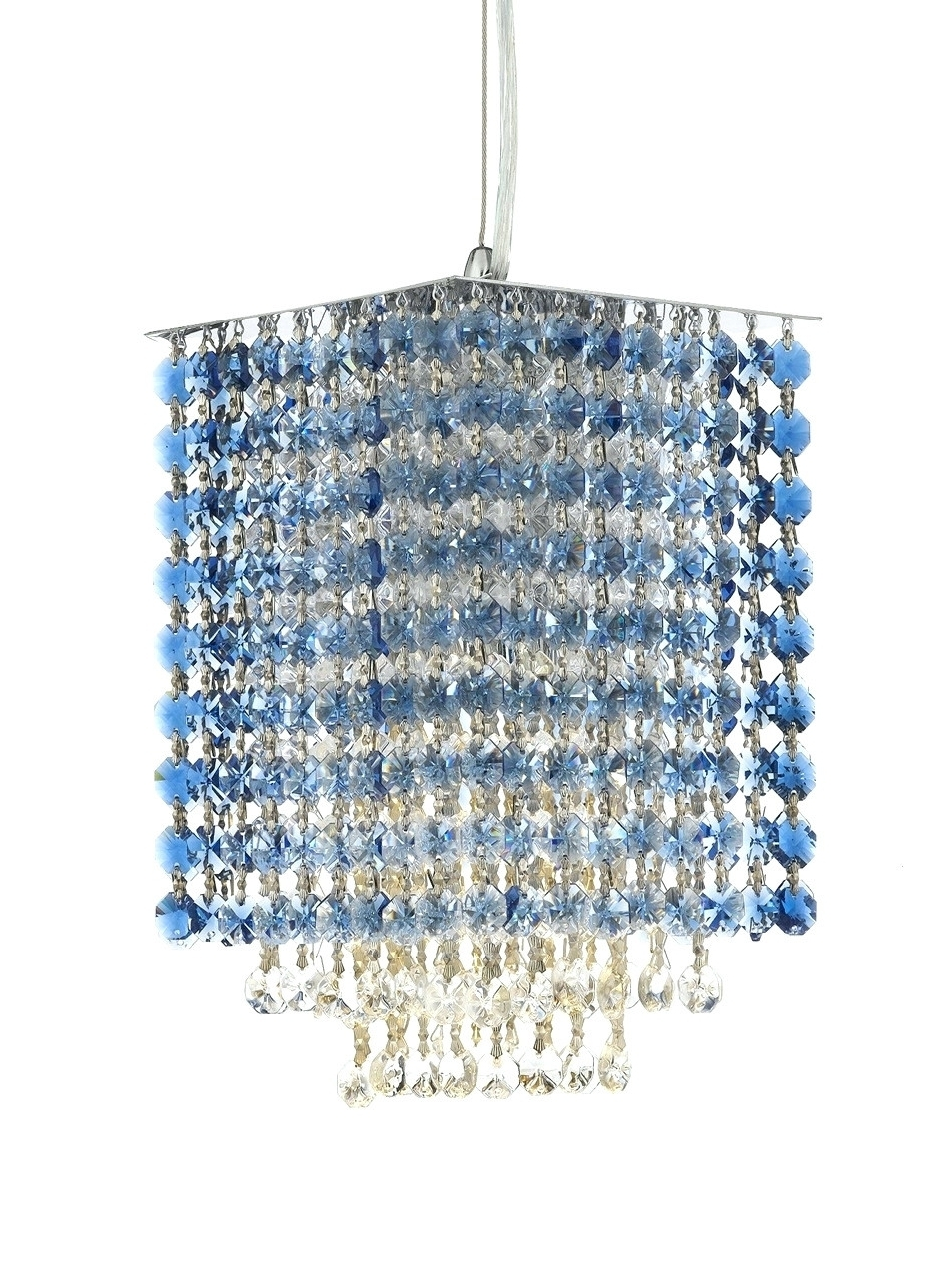 Turquoise Chandelier Awesome Chandeliers Turquoise Chandelier Intended For 2018 Turquoise Chandelier Crystals (View 6 of 20)